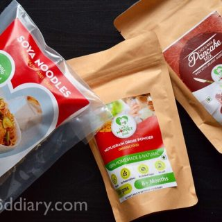My Little Moppet Foods Review