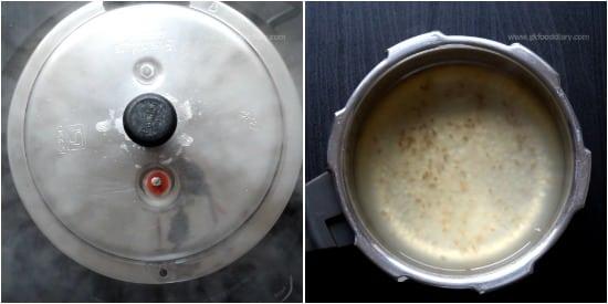 Sabudana Porridge Step 3