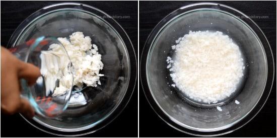 Instant Poha Porridge Step 2