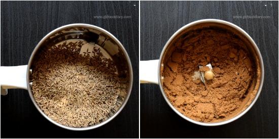 Cumin Powder step 2