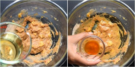 Millet Banana Cake - Step 3