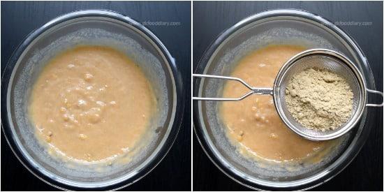 Millet Banana Cake - Step 5