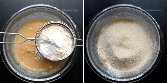 Millet Banana Cake - Step 6