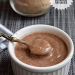 Moong Dal Ragi Porridge