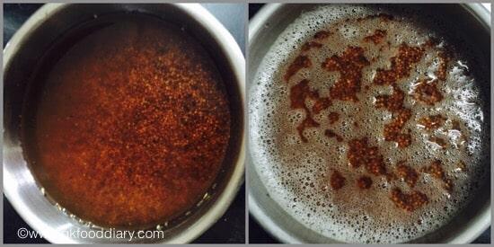Ragi Moong Dal Powder - Step 2
