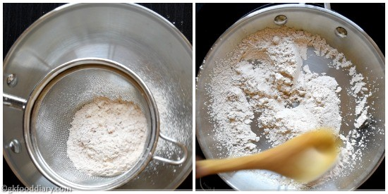 Ragi Milk Powder Recipe For Babies Step 5