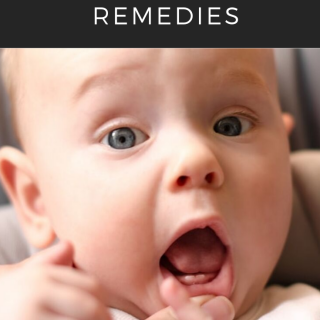 Teething remedies how to soothe painful gums