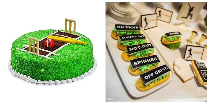 Cricket Birthday Theme