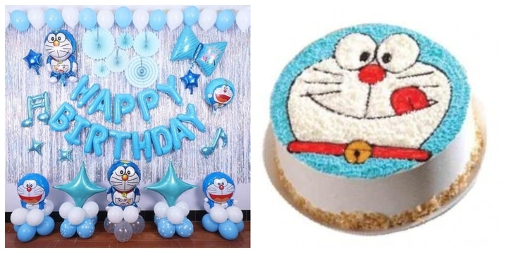 Doremon Birthday Theme
