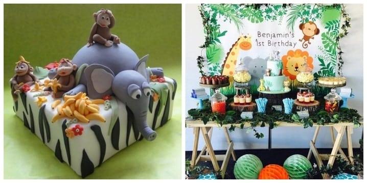 Zoo Birthday Theme
