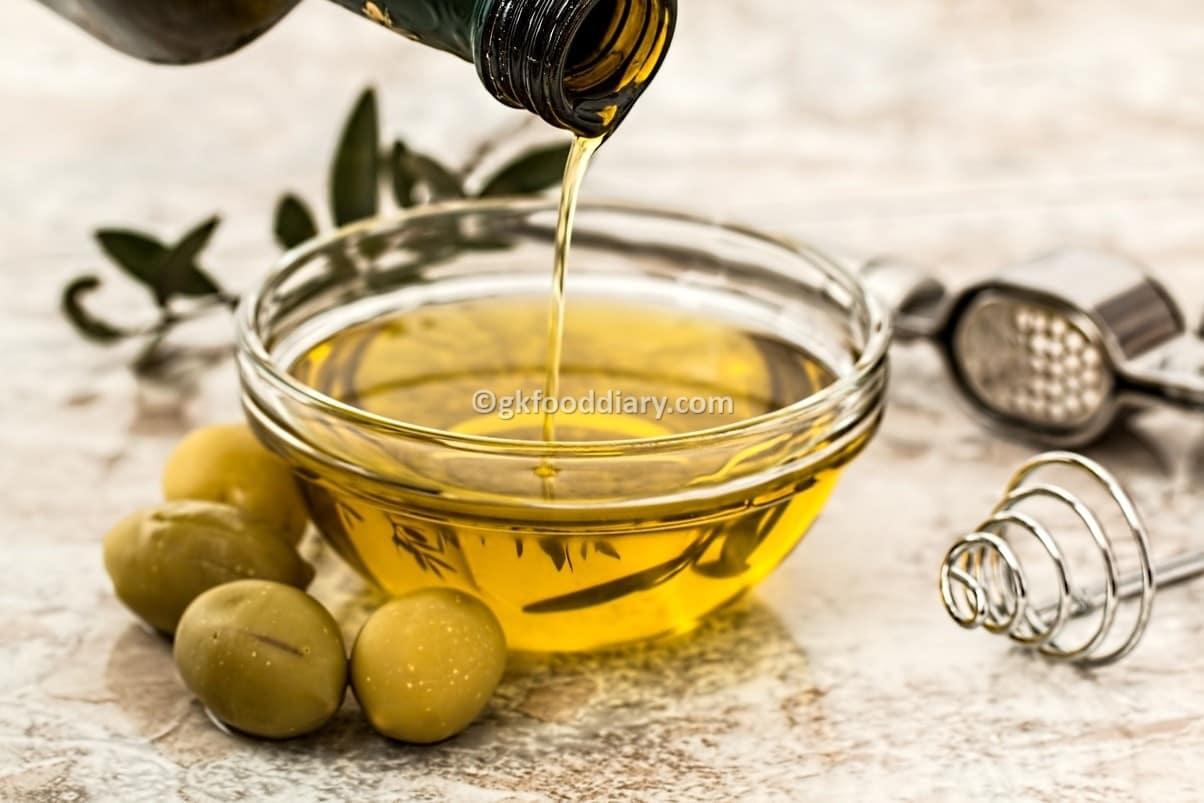Olive Oil - Remedy for diaper rash