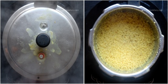 Quinoa Khichdi Recipe Step 4