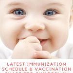 Immunization Schedule & Vaccination Chart 2020 in India with Precautions and Side-effects
