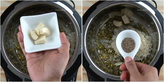 Green Gram Porridge Recipe Step 2
