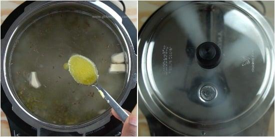 Green Gram Porridge Recipe Step 4