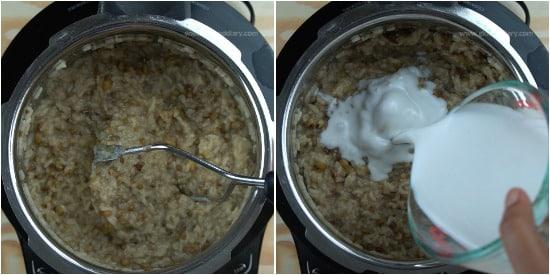 Green Gram Porridge Recipe Step 5