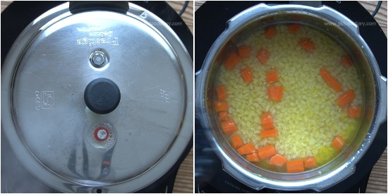 Carrot Moong Dal Soup Step 4
