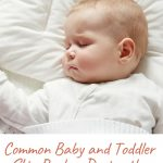 Common Baby and Toddler Skin Rashes During the First Two Years