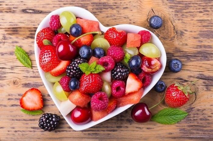 Berries - High Fiber-rich Foods for Babies
