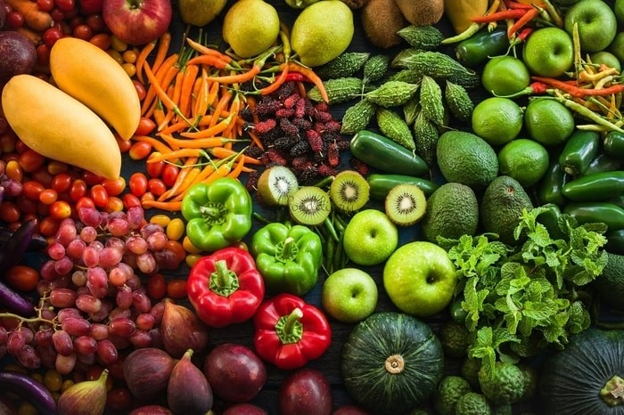 Fruits and Vegetables - High Fiber-rich Foods for Babies