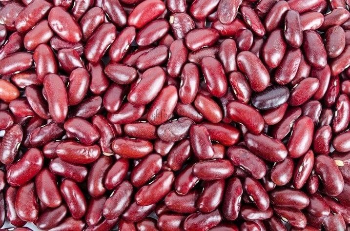Kidney Beans - High Fiber-rich Foods for Babies