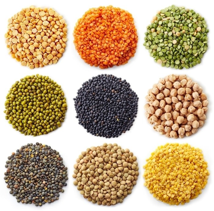 Legumes and Beans - High Fiber-rich Foods for Babies