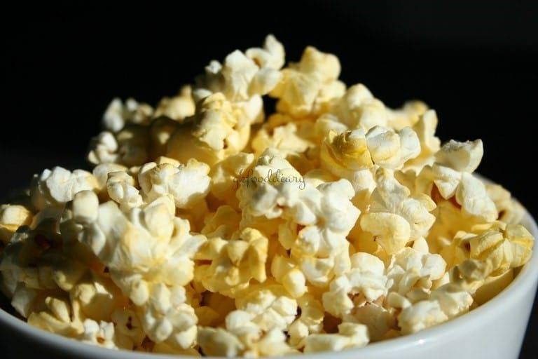 Popcorn - High Fiber-rich Foods for Babies