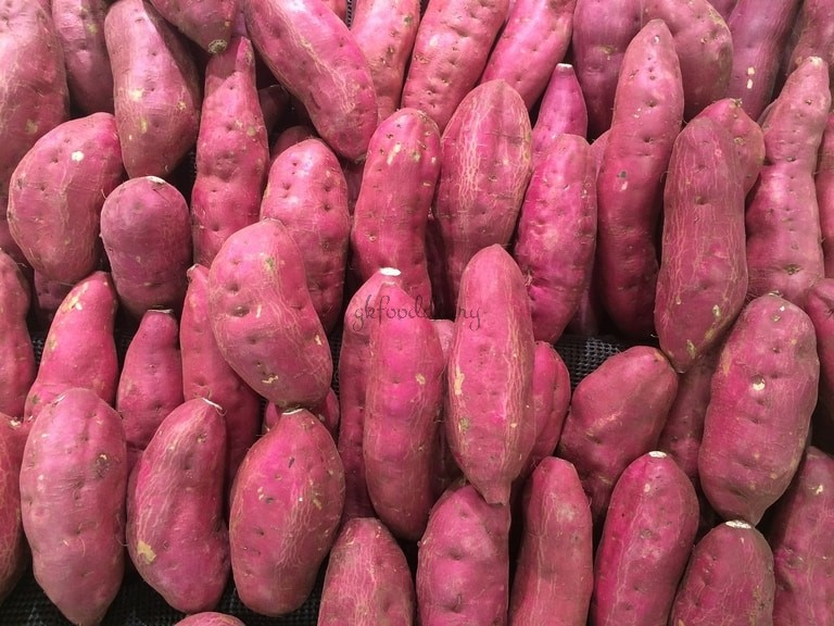 Sweet Potatoes - High Fiber-rich Foods for Babies
