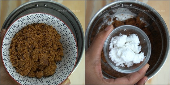 Sweet Wheat Dosa recipe step 2