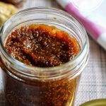 Dried Figs Jam Recipe