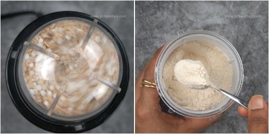 Sabudana Urad Dal Milk step 6