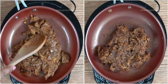 Dry Fruit Barfi Step 6