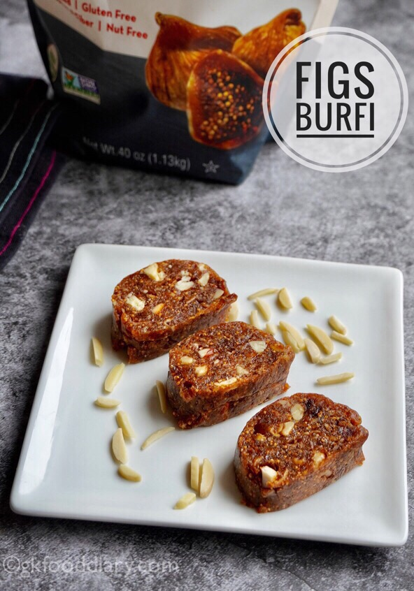 dry fruit barfi for toddlers