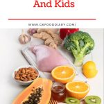 Immunity-Boosting Foods For Babies And Kids