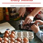 6 Meal Prep Tips for Busy Moms